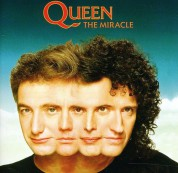 Queen: The Miracle - CD