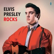 Elvis Presley: Rocks + 2 Bonus Tracks! - Plak