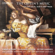 Emma Kirkby, Susanne Rydéns, Peter Harvey: The Queen's Music - CD