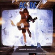 AC/DC: Blow Up Your Video - Plak