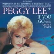 Peggy Lee, Quincy Jones: If You Go - Plak
