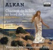 Vincenzo Maltempo: Alkan: Chason de la folle au bord de la mer - CD