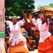Çeşitli Sanatçılar: Uganda: Music of the Baganda - CD