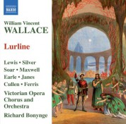Richard Bonynge: Wallace: Lurline - CD