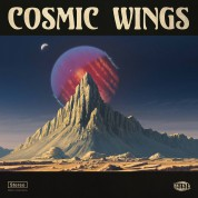 Cosmic Wings - Plak