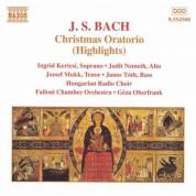 Bach, J.S.: Christmas Oratorio (Highlights) - CD