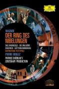 Orchester der Bayreuther Festspiele, Pierre Boulez: Wagner: Der Ring Des Nibelungen - DVD