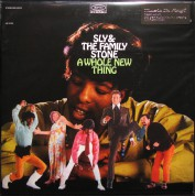 Sly And The Family Stone: A Whole New Thing - Plak