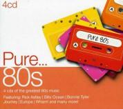 Çeşitli Sanatçılar: Pure... 80s - CD
