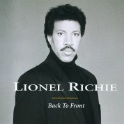 Lionel Richie: Back To Front - CD