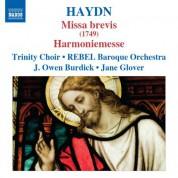 Owen Burdick: Haydn: Missa Brevis - Harmoniemesse - CD