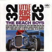 The Beach Boys: Little Deuce Coupe (Stereo Edition) - Plak
