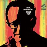 Paul Desmond: Take Ten - Plak