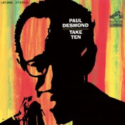 Paul Desmond: Take Ten - Plak