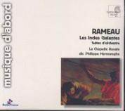 La Chapelle Royale, Philippe Herreweghe: Rameau: Les Indes Galantes - CD