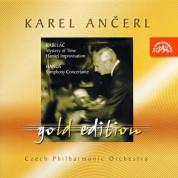 Czech Philharmonic Orchestra, Karel Ancerl: Kabelac & Hanus - CD