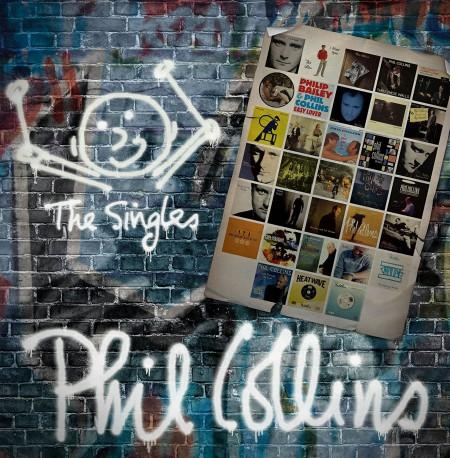 Phil Collins: The Singles - Plak