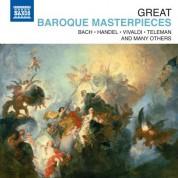 Çeşitli Sanatçılar: Great Baroque Masterpieces - CD