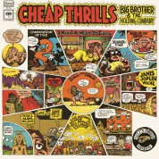 Big Brother And The Holding Company: Cheap Thrills - Plak