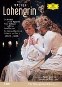 Eva Marton, James Levine, John Macurdy, Leif Roar, Leonie Rysanek, Peter Hofmann, The Metropolitan Opera Orchestra and Chorus: Wagner: Lohengrin - DVD