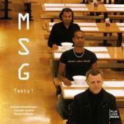 M.S.G.: Tasty - CD