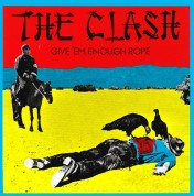 The Clash: Give 'Em Enough Rope - CD
