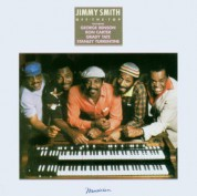 Jimmy Smith: Off The Top - CD