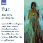 John Frantzen: Fall: The Rose of Stambul - CD