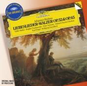 Brigitte Fassbaender, Dietrich Fischer-Dieskau, Edith Mathis, Karl Engel, Peter Schreier, Wolfgang Sawallisch: Brahms: Liebeslieder - CD