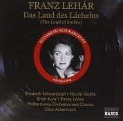 Otto Ackermann: Franz Lehar: Das Land des Lachelns (The Land of Smiles) - CD