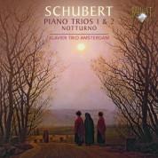 Klaviertrio Amsterdam, Klára Würtz, Joan Berkhemer, Nadia David: Schubert: Complete Piano Trios - CD