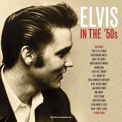 Elvis Presley: Elvis In The 50's (Red Vinyl) - Plak