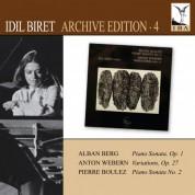 Idil Biret Archive Edition, Vol. 4 - CD