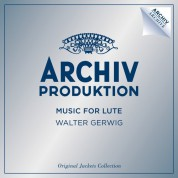 Walter Gerwig - Music For Lute - CD