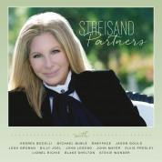 Barbra Streisand: Partners - Plak