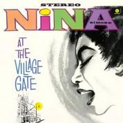 Nina Simone: At The Village Gate - Plak