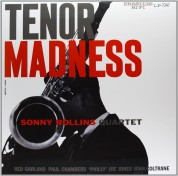Sonny Rollins: Tenor Madness (200g-edition) - Plak