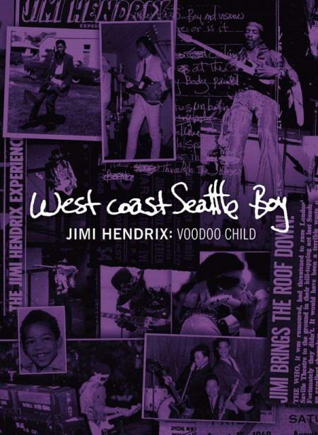 Jimi Hendrix: West Coast Seattle Boy - DVD