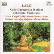 Lalo: Cello Concerto in D Minor / Cello Sonata - CD
