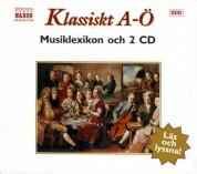 Çeşitli Sanatçılar: Klassiskt A-O - CD