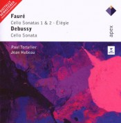 Pierre Fournier: Fauré - Debussy: Cello Sonatas - CD