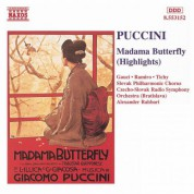 Miriam Gauci, Yordy Ramiro, Georg Tichy: Puccini: Madama Butterfly (Highlights) - CD