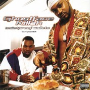 Ghostface Killah: Bulletproof Wallets - Plak