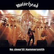 Motörhead: No Sleep 'til Hammersmith - Plak