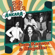 Cem Karaca, Moğollar: 2.2.1973 Ankara - CD