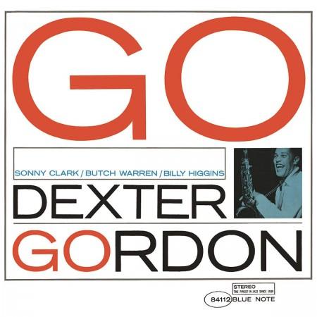 Dexter Gordon: Go - CD