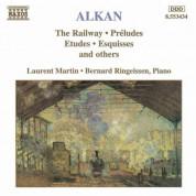 Alkan: Railway (The) / Preludes / Etudes / Esquisses - CD