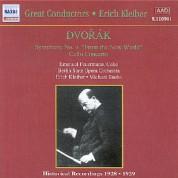 Dvorak: Symphony No. 9 (Kleiber) / Cello Concerto (Feuermann, Taube) (1929) - CD