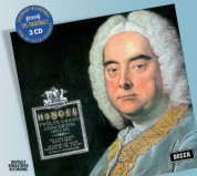 Academy of St. Martin in the Fields, Sir Neville Marriner: Handel: 6 Concerti Grossi, Op.3 - CD