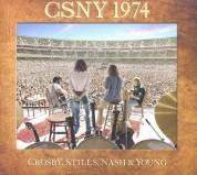Crosby, Stills & Nash: CSNY 1974 - CD